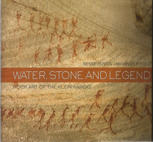 Front cover of Water, Stone and Legend by Renee Rust and Jan van der Poll
