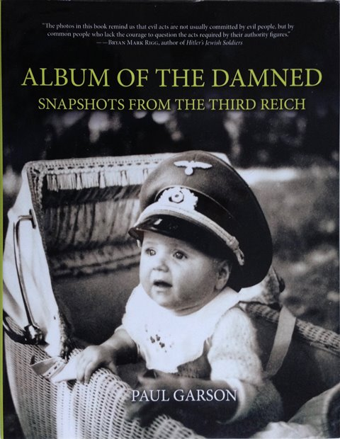 Front cover of Album of the Damned by Paul Garson