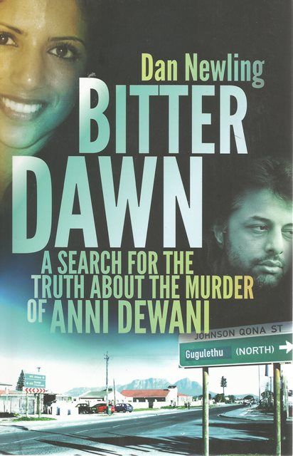 Front cover of Bitter Dawn by Dan Newling