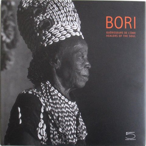 Front cover of  Bori by Caroline Alida