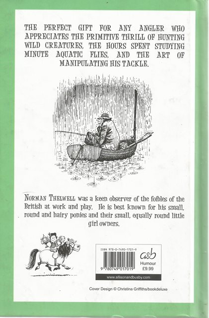 Back cover of Compleat Tangler by Thelwell