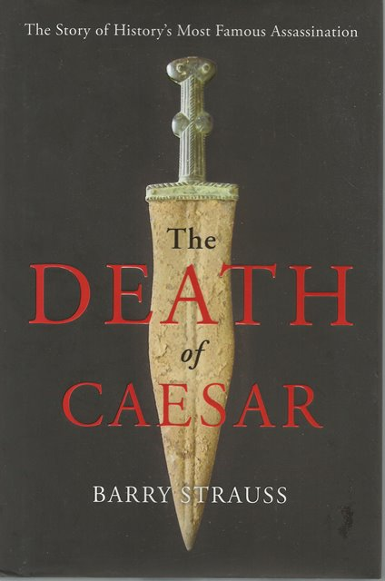 Front cover of The Death of Caesar by Barry Strauss