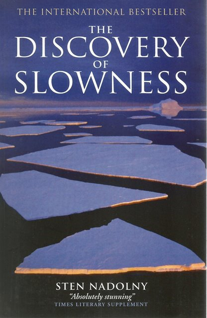 Front cover of The Discovery of Slowness by Sten Nadolny