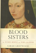 Front cover of Blood Sisters by Sarah Gristwood