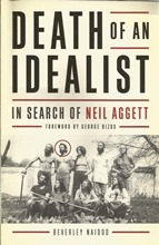 Front cover of Death of an Idealist by Beverly Naidoo