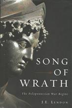 Front cover of Song of Wrath by J.E. Lendon