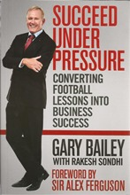 Front cover of Succeed Under Pressure by Gary Bailey