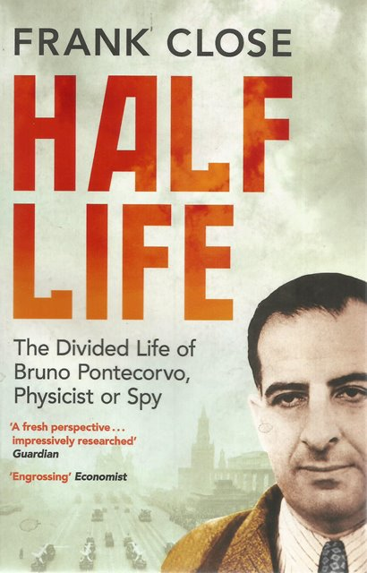 Front Cover of Half Life by Frank Close