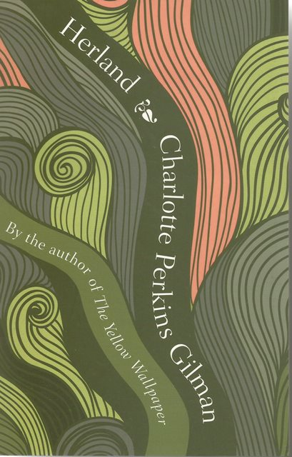 Front cover of Herland by Charlotte Perkins Gilman