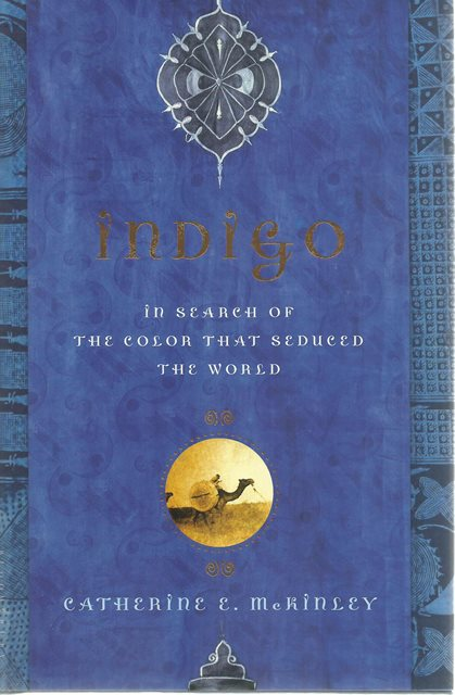 Front cover of Indigo by Catherine E McKinley