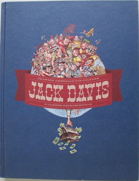 Front cover of Jack Davis by Jack Davis
