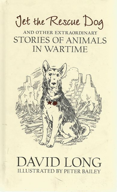 Front cover of Jet the Rescue Dog by David Long