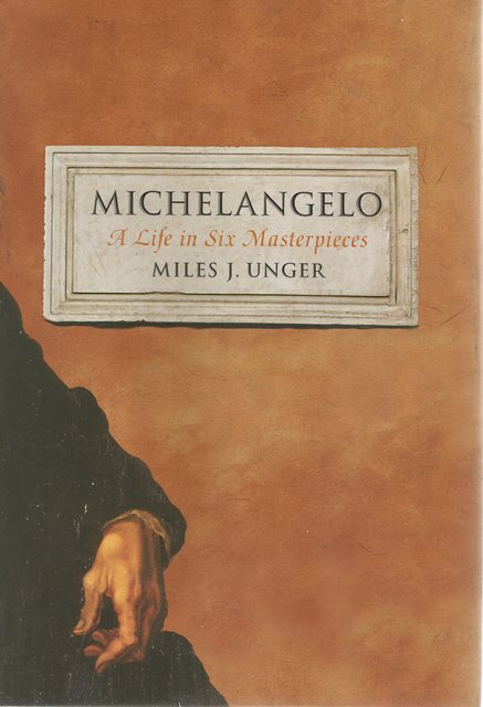 Front cover of Michelangelo by Miles J Unger