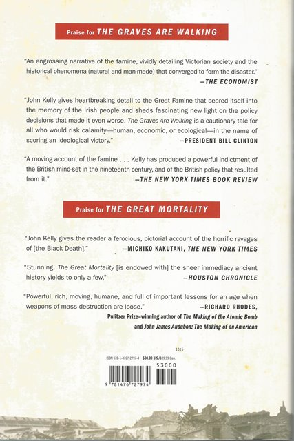 Back cover of Never Surrender by John Kelly