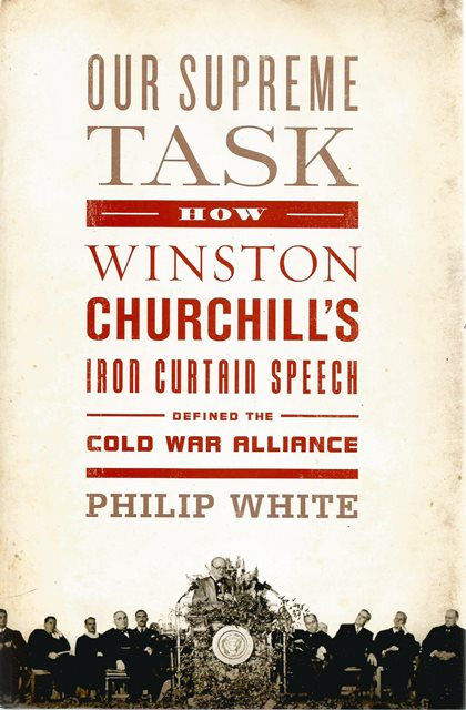 Front cover of Our Supreme Task by Philip White
