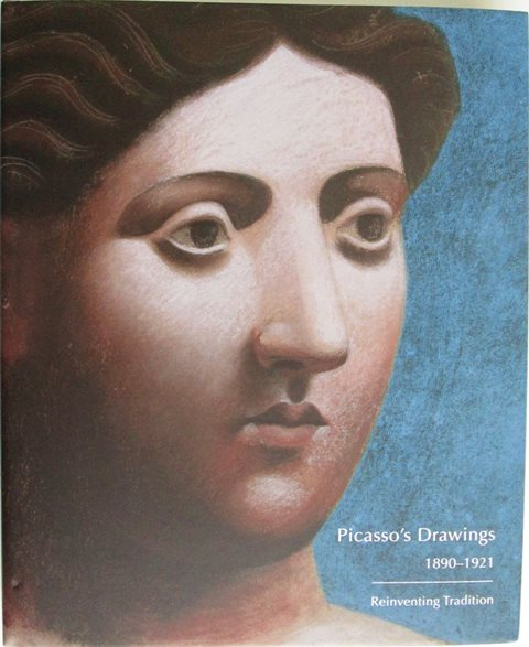 Front cover of Picasso's Drawings 1890-1921 by Susan Grace Galassi
