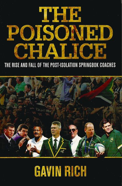 Front cover of The Poisoned Chalice by Gavin Rich