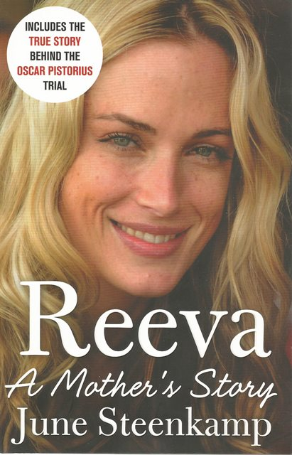 Front cover of Reeva by June Steenkamp