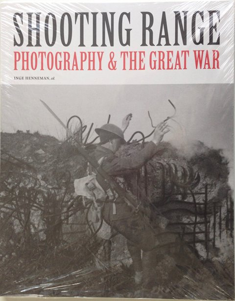 Front cover of Shooting Range edited by Inge Henneman
