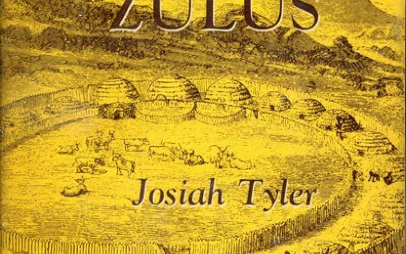 Front cover of 40 Years Among the Zulus by Josiah Tyler