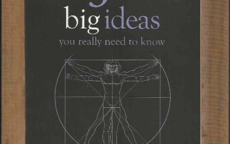 Front cover of 50 big Ideas You Really need to Know by Ben Dupre