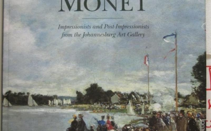 Front cover of From Corot to Monet edited by Marco Goldin and Rochelle Keene