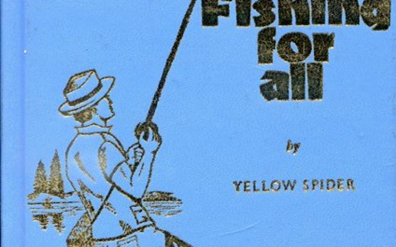 Front cover of Fly Fishing For All by Yellow Spider