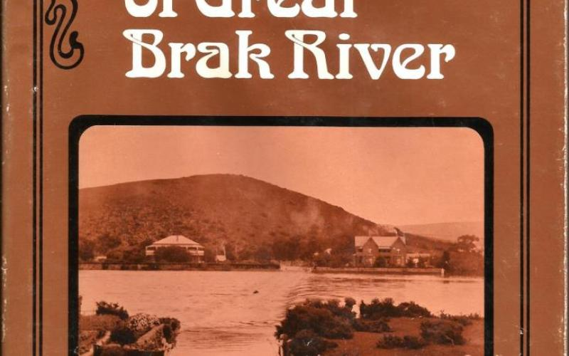 Front Cover of the story of Great Brak River by Margaret Franklin