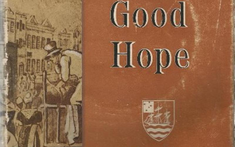 Front cover of Men of Good Hope by R. F. M. Immelman