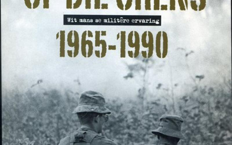 Front cover of Op die Grens, 1965-1990 by David Williams
