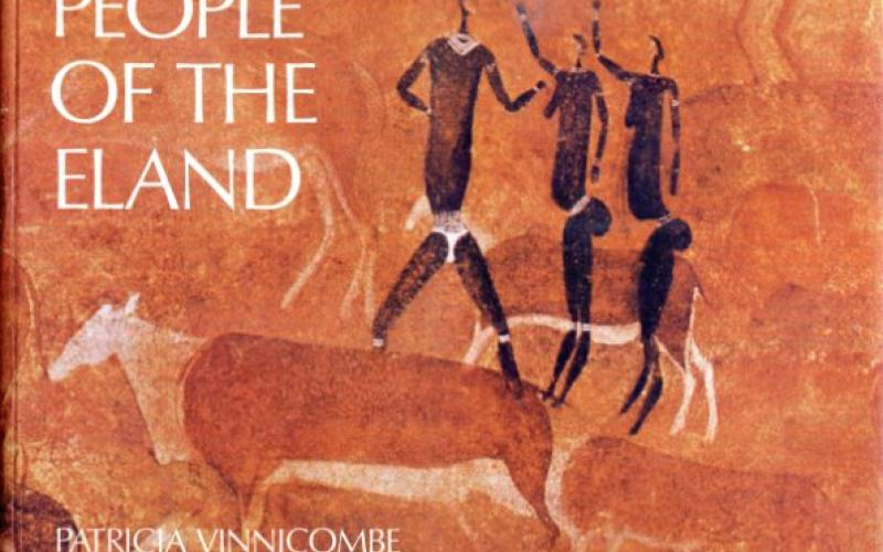 Front cover of People Of The Eland by Patricia Vinnicombe