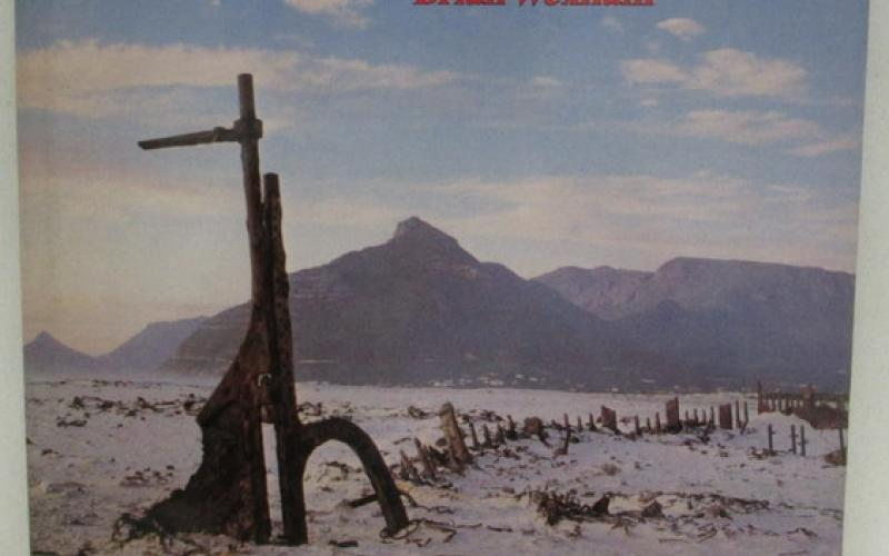 Front Cover of Shipwrecks of the Western Cape by Brian Wexham