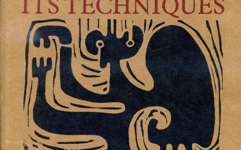 Front Cover of South African Graphic Art and its Techniques by F L Alexander