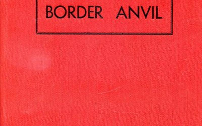 Front Cover of Sparks From the Border Anvil by A W Burton