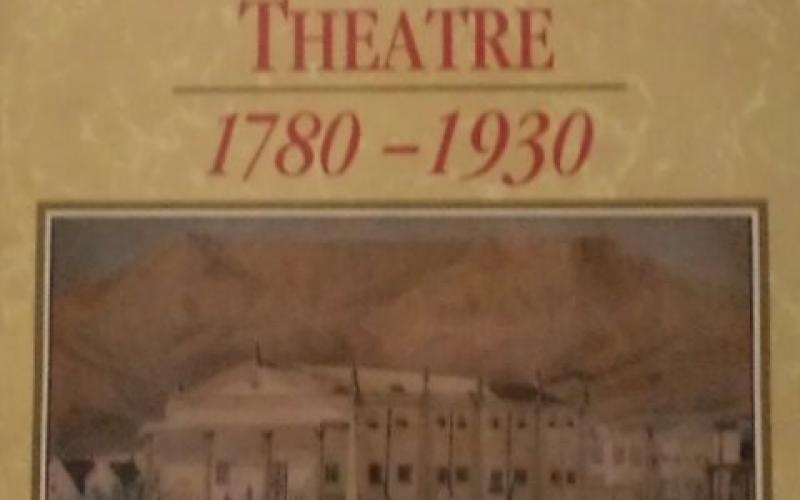 Front cover of The Story of South African Theatre, 1780-1930 by Jill Fletcher