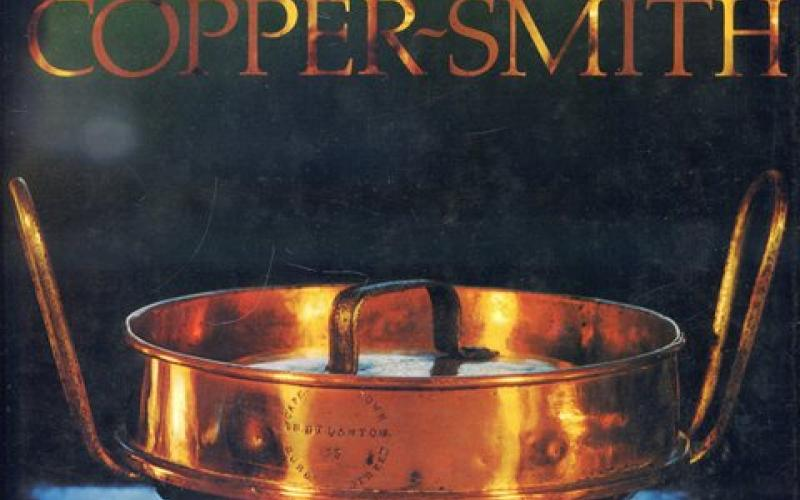 Front cover of The Cape Copper-smith by Marius le Roux