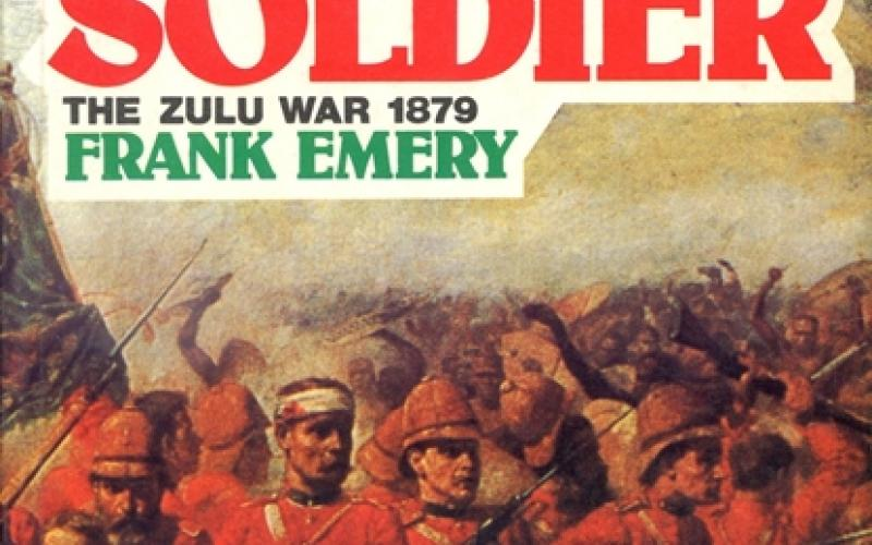 Front cover of The Red Soldier by Frank Emery