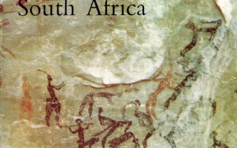 Front cover of The Rock Art Of South Africa by A.R. Willcox
