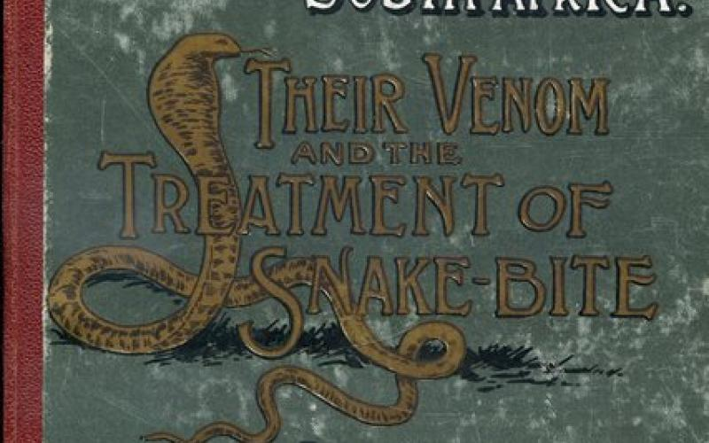 Front cover of The Snakes of South Africa by F W Fitzsimons