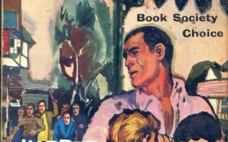 Front Cover of To Kill A Mockingbird by Harper Lee