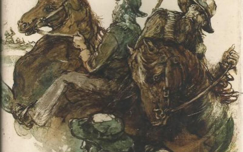 Front Cover of  Unofficial Dispatches of the Anglo-Boer War by Edgar Wallace