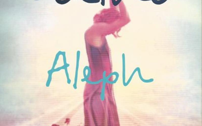 Front cover of Aleph by Paulo Coelho