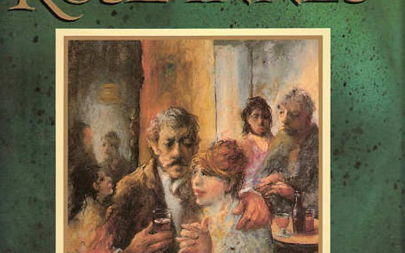 Front cover of The Art of Alexander Rose-Innes by Martin Bekker