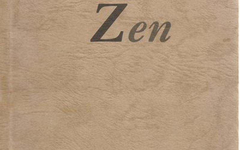 Front cover of Approach to Zen by Kosho Uchiyama Roshi