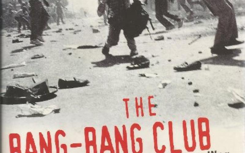 Front cover of The Bang-Bang Club by Greg Marinovich & Joao Silva