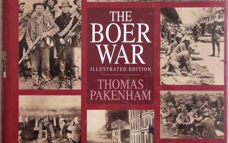 Front Cover of The Boer War by Thomas Pakenham
