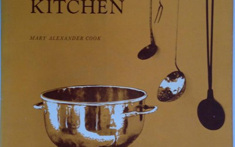Front cover of The Cape Kitchen by Mary Alexander Cook