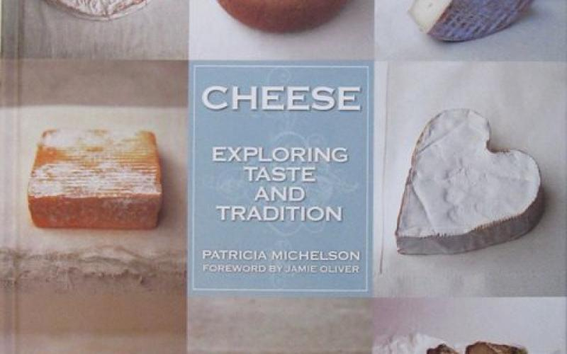 Front cover of Cheese by Patricia Michaelson