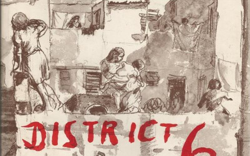 Front cover of District 6 by George Manuel, Denis Hatfield
