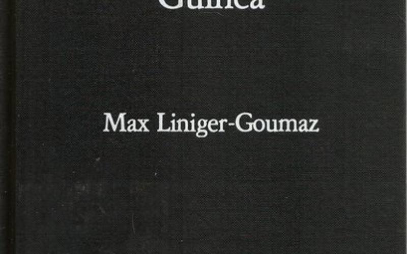 Front Cover of Historical Dictionary of Equatorial Guinea by Max Liniger-Goumaz